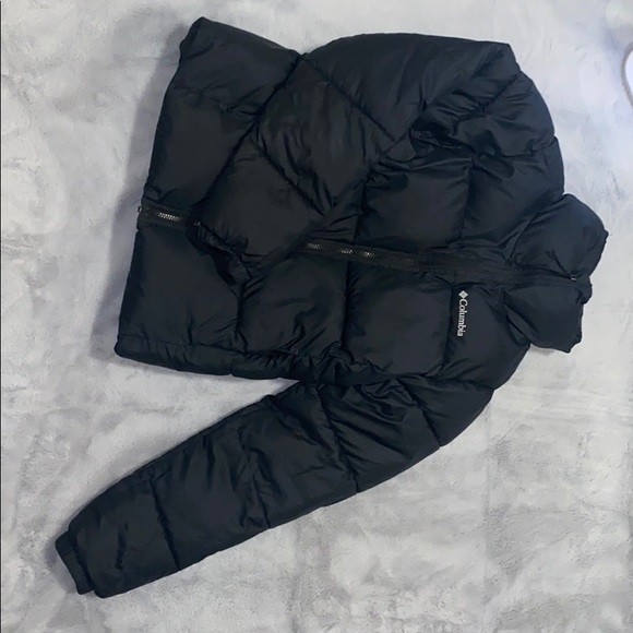 Puffer Columbia Coat
